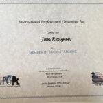 JGP IPG certificate